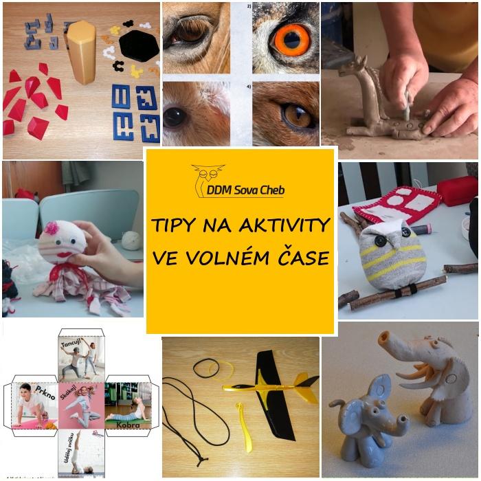 Aktivity pro volný čas